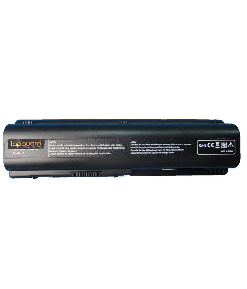 Lapguard Laptop Battery For Hp Pavilion Dv6-1140el With 12 Cells