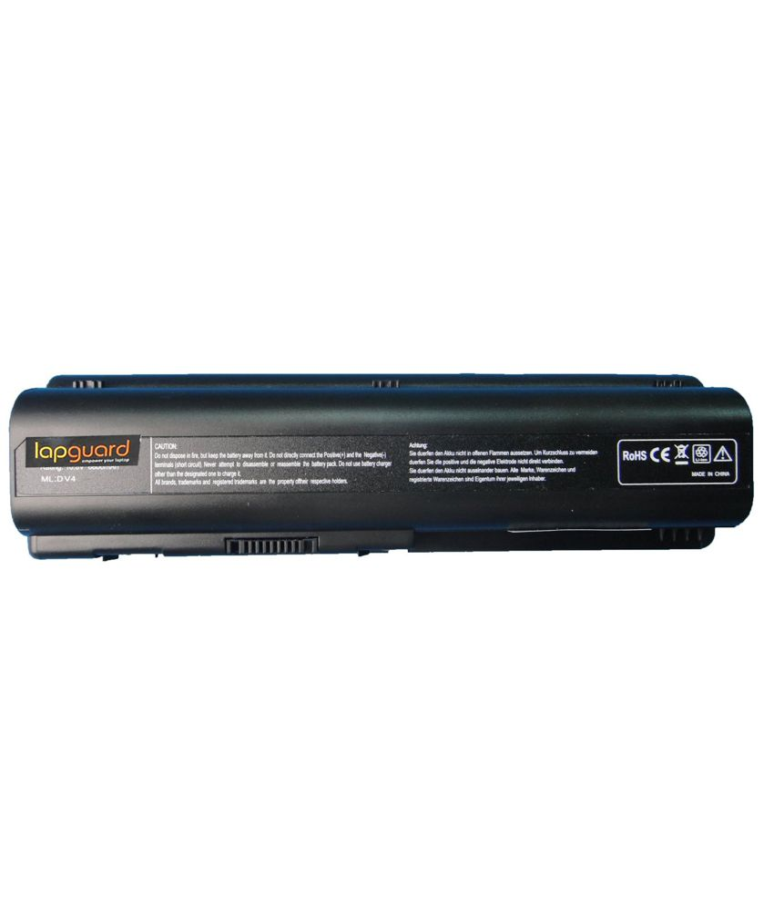 Lapguard Laptop Battery For Hp Pavilion Dv6-1060eo With 12 Cells