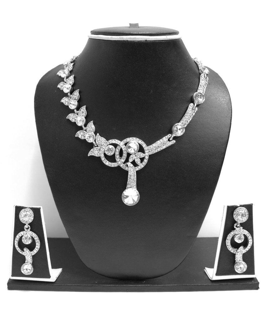 Zaveri Pearls Necklace