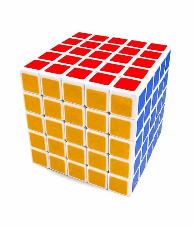 Pi World Pi World Multicolour Plastic Cube