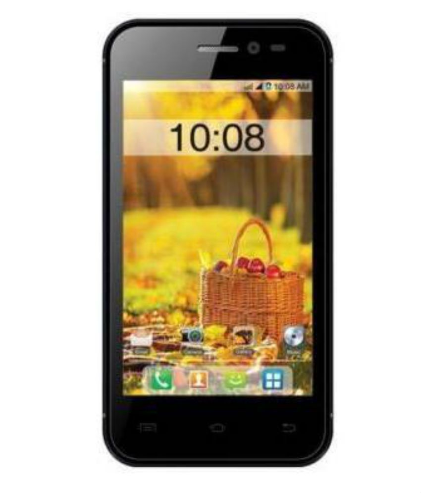 Intex Aqua 3G star Black
