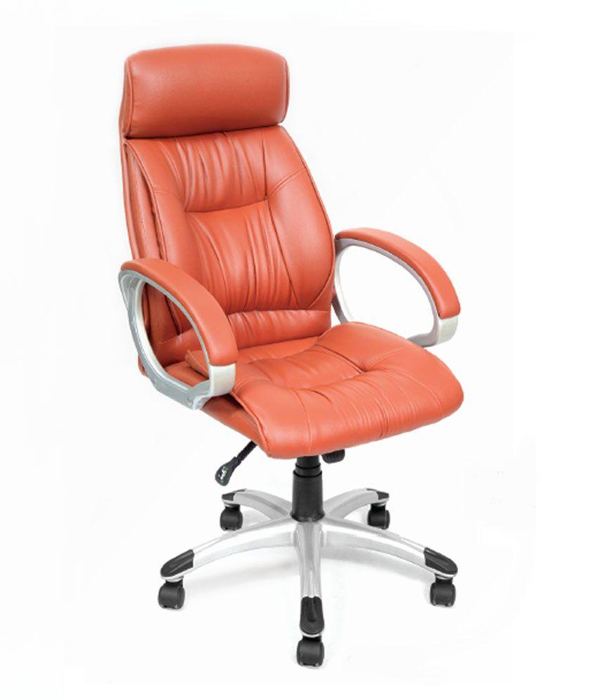 Hetal Enterprises Tan Compressed Wood Office Chair Buy