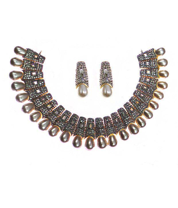 Modish Look Wedding Jewel Set
