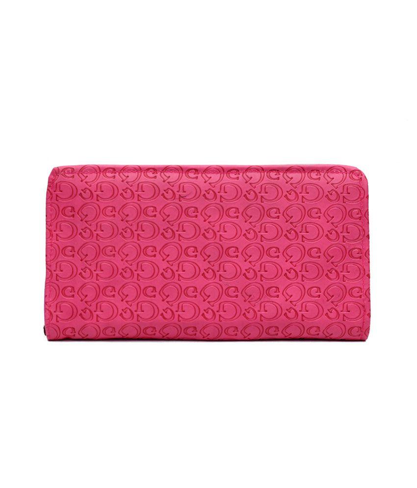 Hawai Cute Pink Wallet For Women