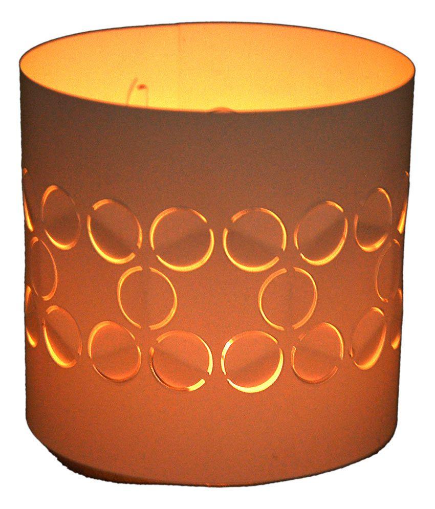 Indigo Creatives Classique Regular Tea Light Table Lamp