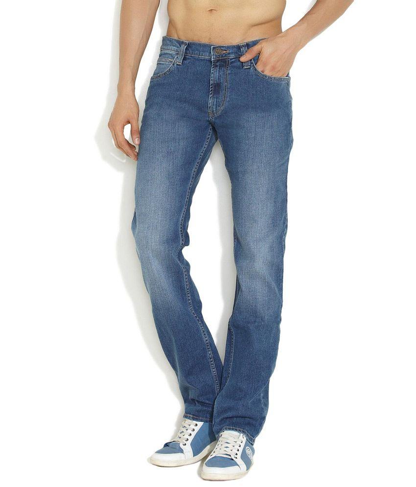 Lee Blue Slim  Jeans