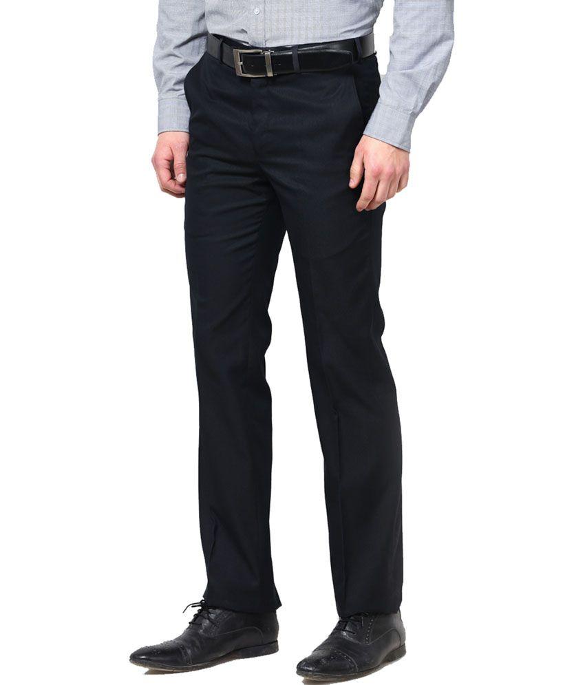 Lee Marc Cotton Blend Formal Trouser