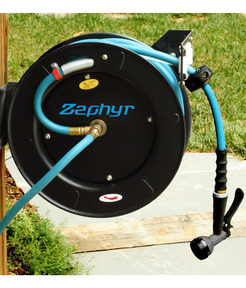 Zephyr Ultra performance Rubber Garden Hose 34 Inch X 50 15m