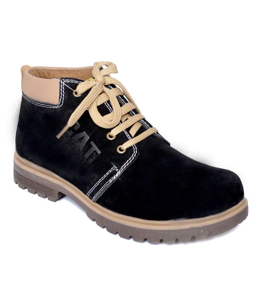 Jd Black Boots