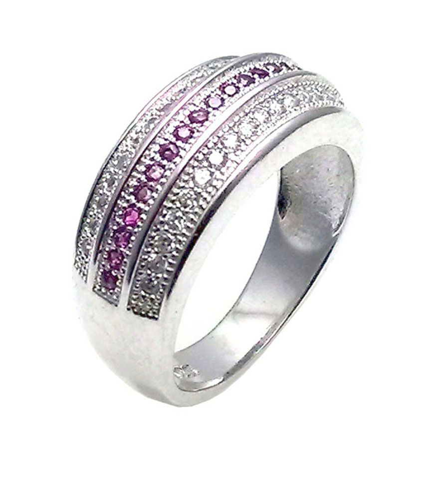 Jewel Craft 92.5 Purity Silver Ring
