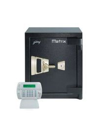 Godrej Safe - Matrix 1814 - Kl Kl With I - Warn