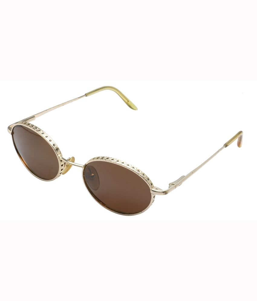 3a404a6489e4 Christian Dior Metal Brown Round Uv Protection Designer Sunglasses For Women  - Buy Christian Dior Metal Brown Round Uv Protection Designer Sunglasses For  ...