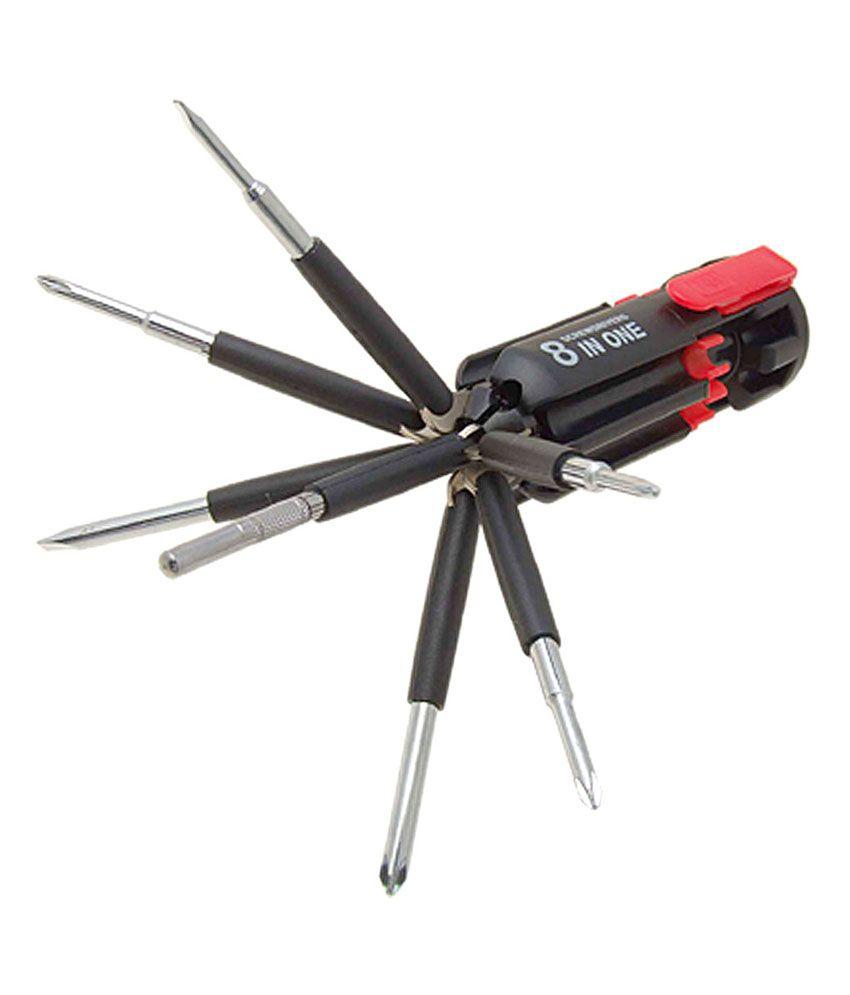 j m 8in1 led light screwdriver screw driver set kit 03 buy j m 8in1 led light screwdriver screw. Black Bedroom Furniture Sets. Home Design Ideas