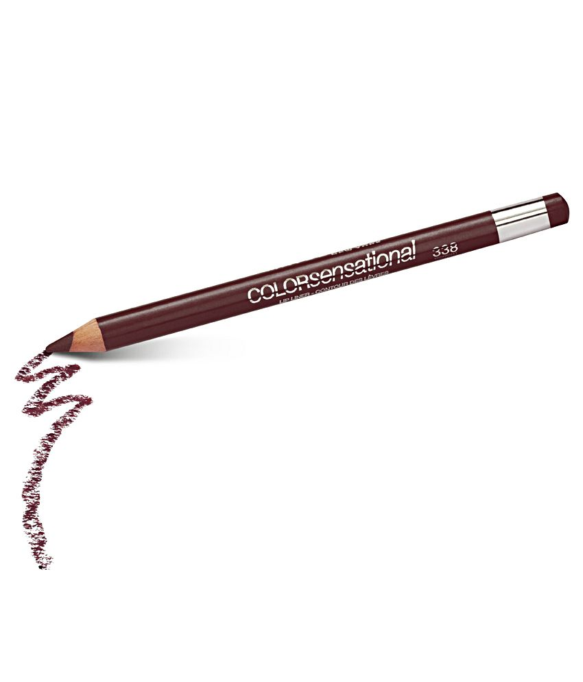 Maybelline Cs Midnight Plum Lip Liner