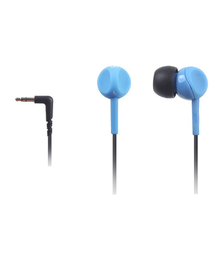 ... Sennheiser Cx 213 In-the-ear Headphone - Blue