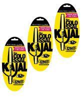 Maybelline Colossal Kajal Special Offer (pack Of 3)