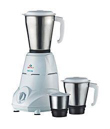 Bajaj Easy 500-Watt Mixer Grinder with 3 Jars