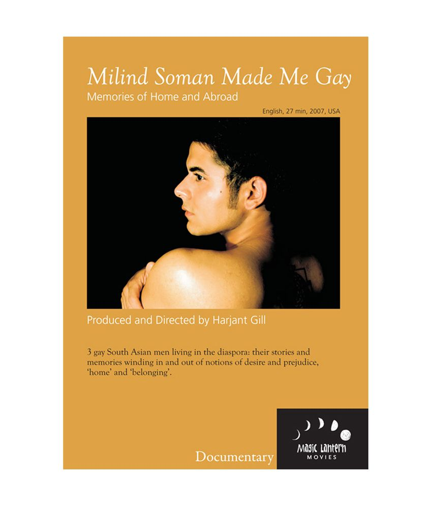 Milind Soman Made Me Gay ( Dvd ) ( English ): Buy Online at Best Price in  India - Snapdeal