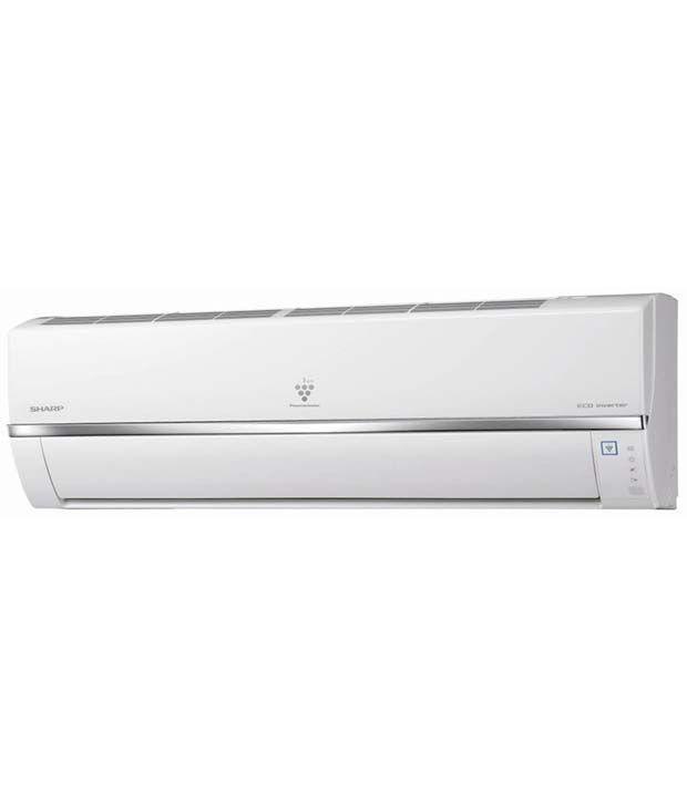 Sharp 1 8 Inverter Ac Ah-x21ret-w Air Conditioner White Price In India