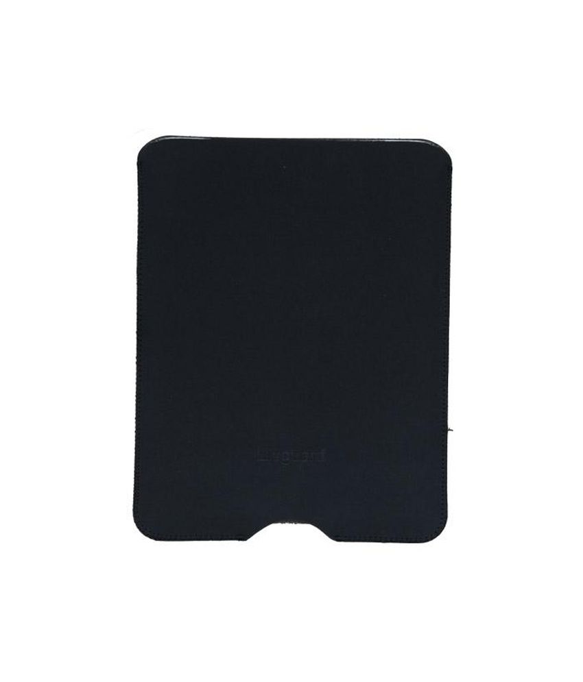 Tos Blue Leather Universal 8 Inch Tablet Pouch For Apple Ipad Mini And Stylus Combo