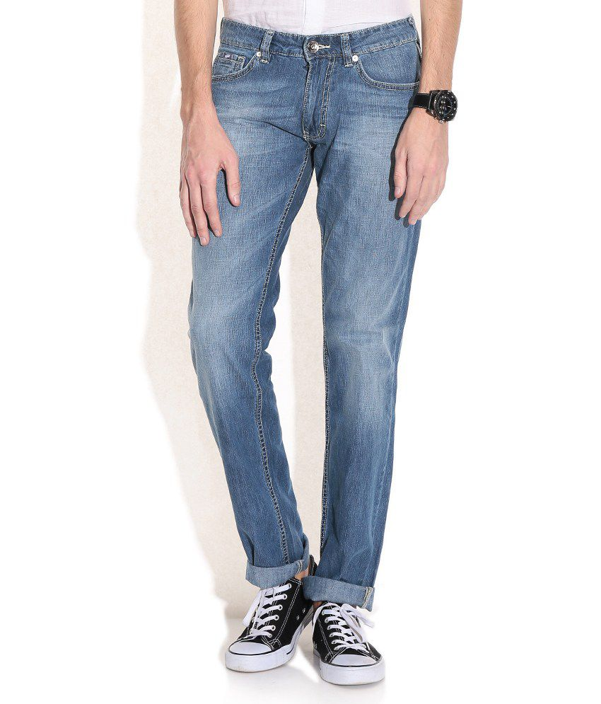 GAS Blue Morris Zip Fit Jeans - Buy GAS Blue Morris Zip Fit Jeans Online at  Best Prices in India on Snapdeal 6c92ea462dd