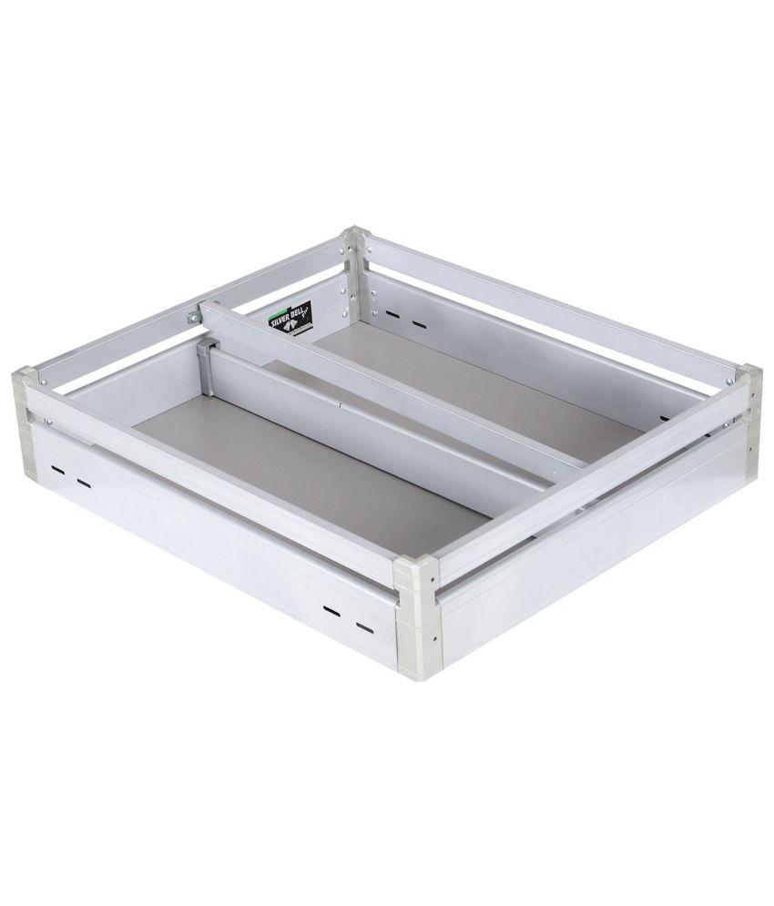 Aluminium Partitions Product : Buy aluminium partition basket online at low price in