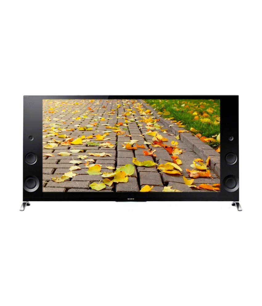 Sony BRAVIA KD-55X9000B 139 cm (55) 4K Ultra HD 3D LED Television