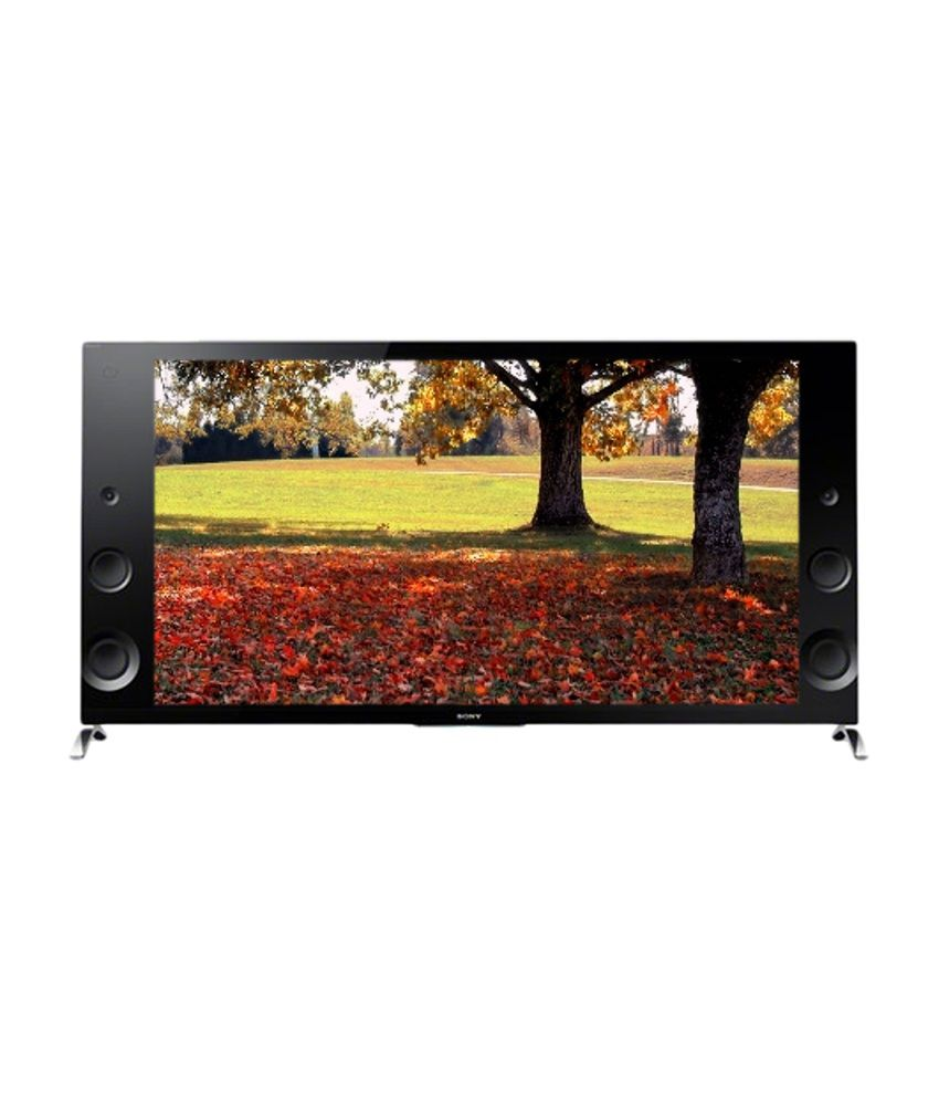 Sony BRAVIA KD-65X9000B 164 cm (65) 4K Ultra HD 3D LED Television