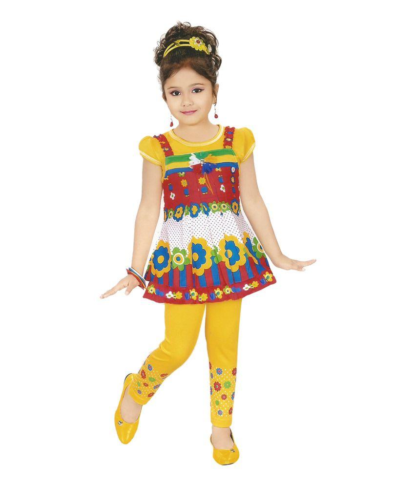 karnika kids wear top with legging buy karnika kids wear