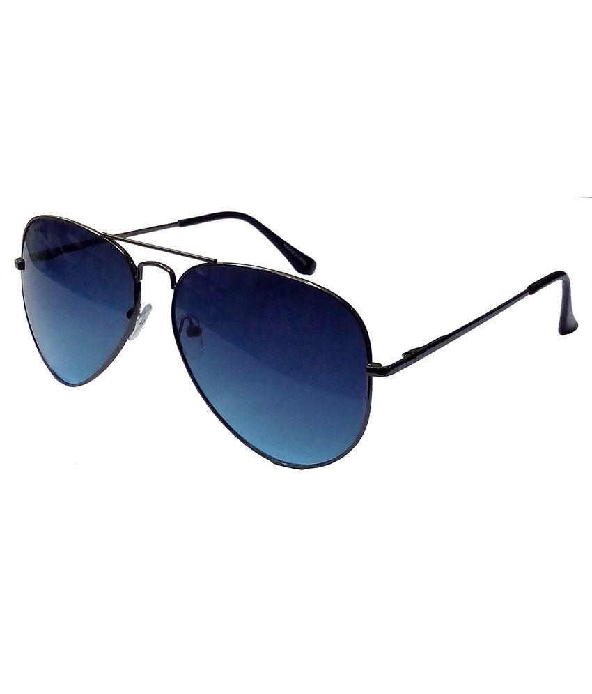 ... Hrinkar Aviator Sunglasses Gold Frame Brown Lens with Aviator Black  Frame Dark Blue Lens and 3D ... 574fbf358de