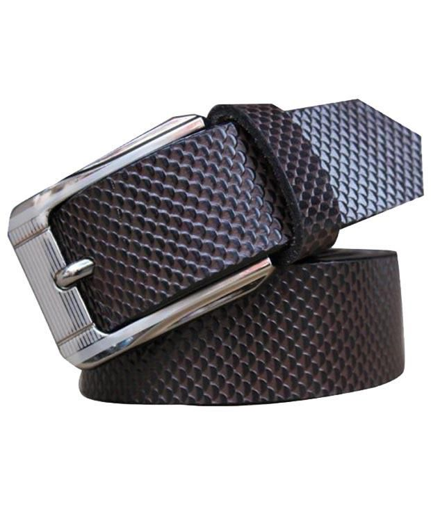 Winsome Deal Brown Belt For Men