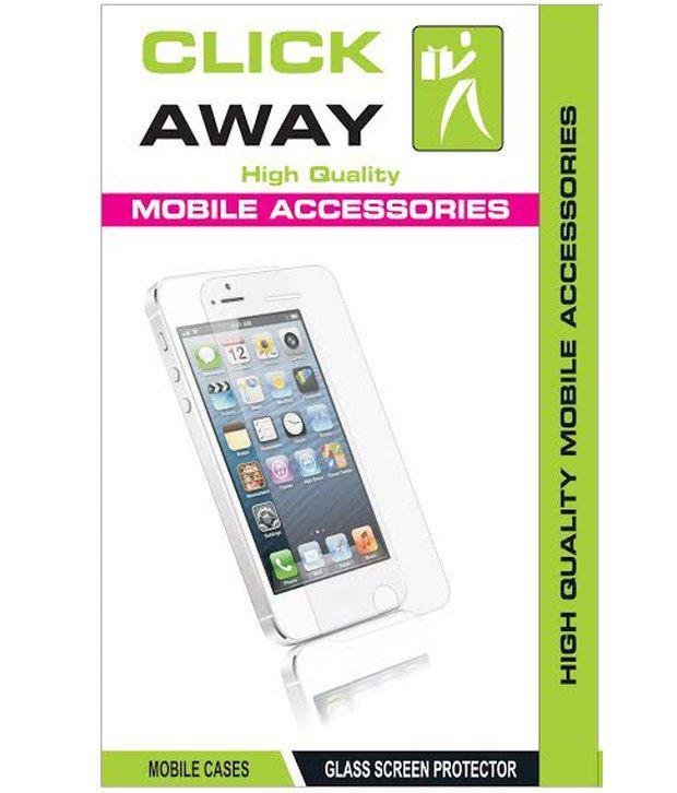 Nokia Lumia 730 Clear Screen Guard by ClickAway