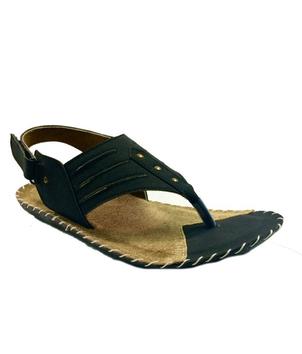 15a9c3a33a71 Mr. Polo Beige Leather Stylish Sandal Price in India- Buy Mr. Polo Beige  Leather Stylish Sandal Online at Snapdeal
