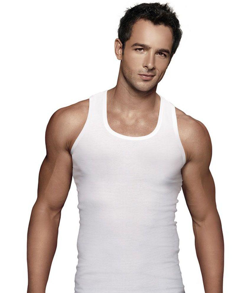 a1c5b40d Ramraj White Cotton Sukra Vest - Buy Ramraj White Cotton Sukra Vest Online  at Low Price in India - Snapdeal