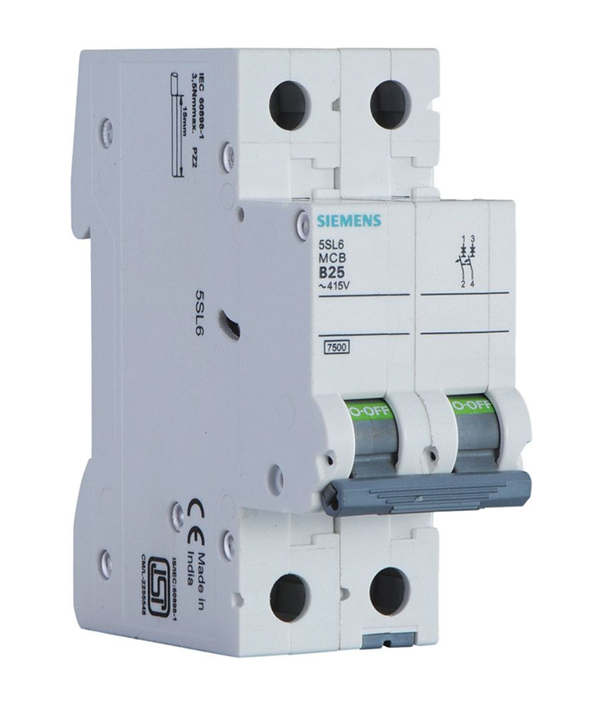 Buy Siemens Betagard 5sl Miniature Circuit Breaker With B