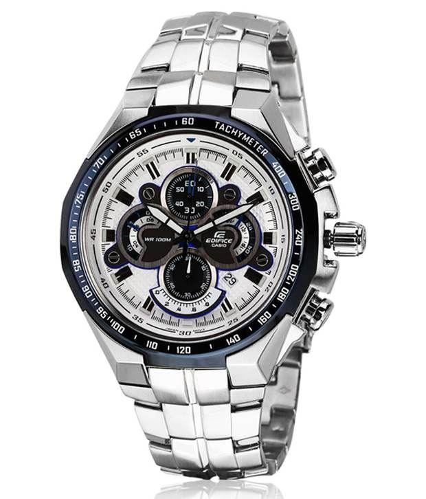ec40e8961d1 Casio Edifice Chronograph EF-554D-7AVDF (EX006) Men s Watch - Buy Casio  Edifice Chronograph EF-554D-7AVDF (EX006) Men s Watch Online at Best Prices  in India ...