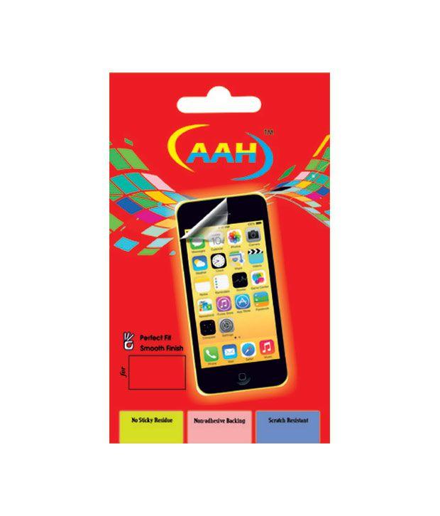 Aah Clear Screenguard For Samsung Galaxy S4 Mini / I 9192