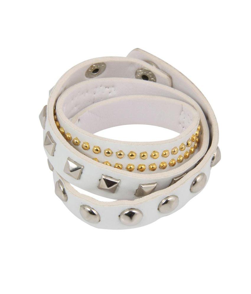 Jewelizer Style Diva Alloy Bracelet