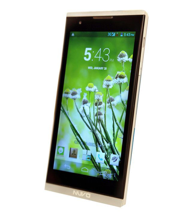 Nuvo Notepro (nq53) - 5.3 Inch Big Screen Phone With Stylus