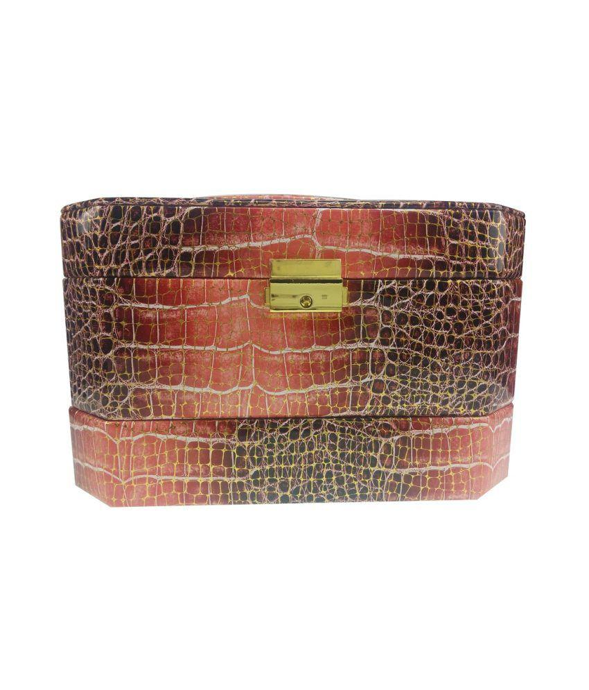 Anni Jewellery Cum Vanity Box