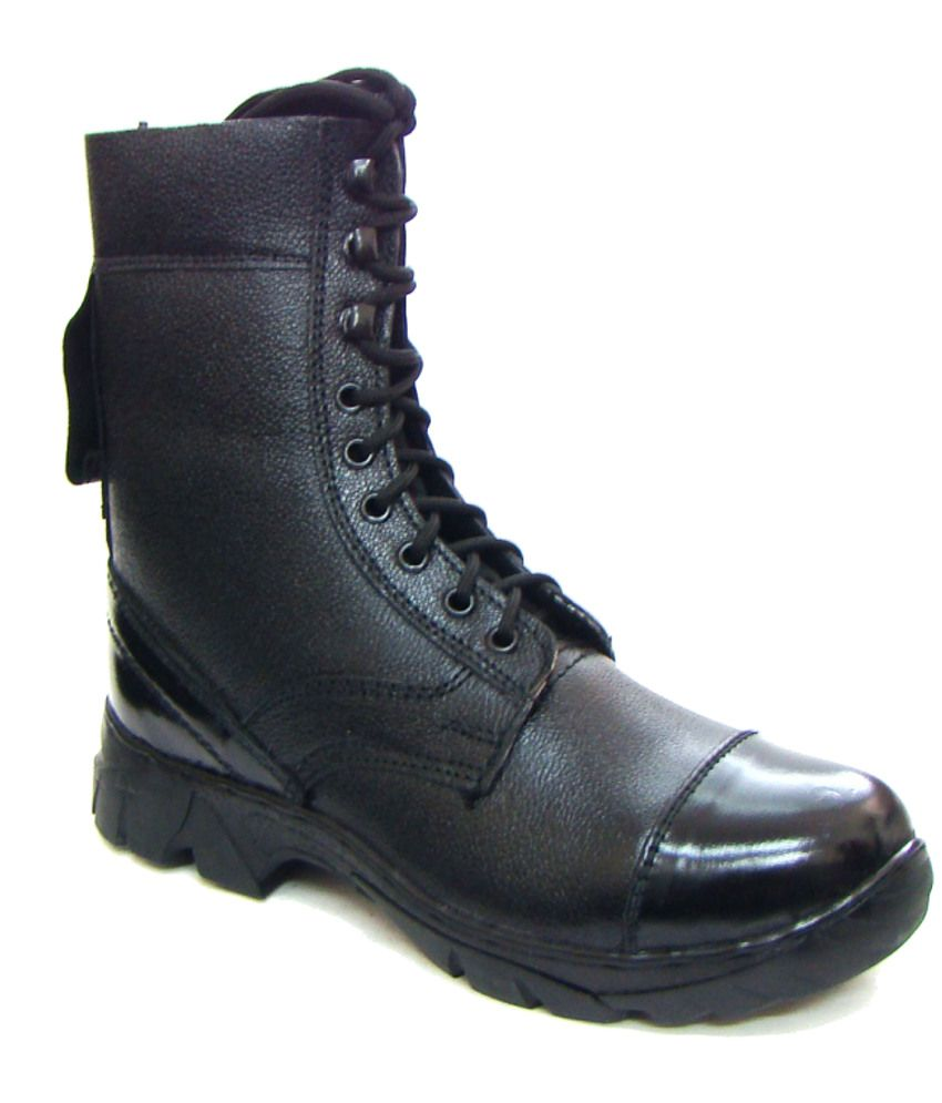 ASM Pure Leather Full Leather Boots