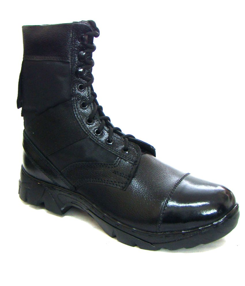 Paratroopers, Para Commando Tough Leather Boots
