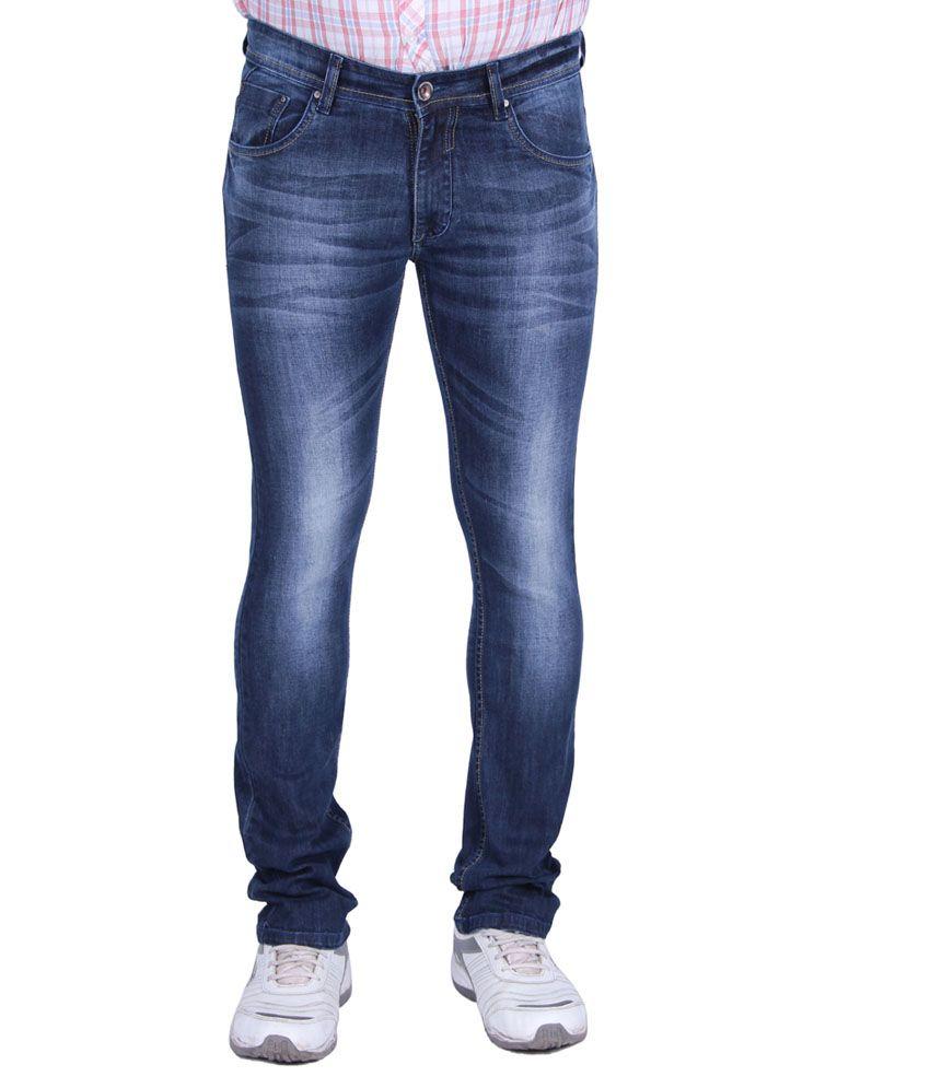 John Pride Stretchable Jeans For Men