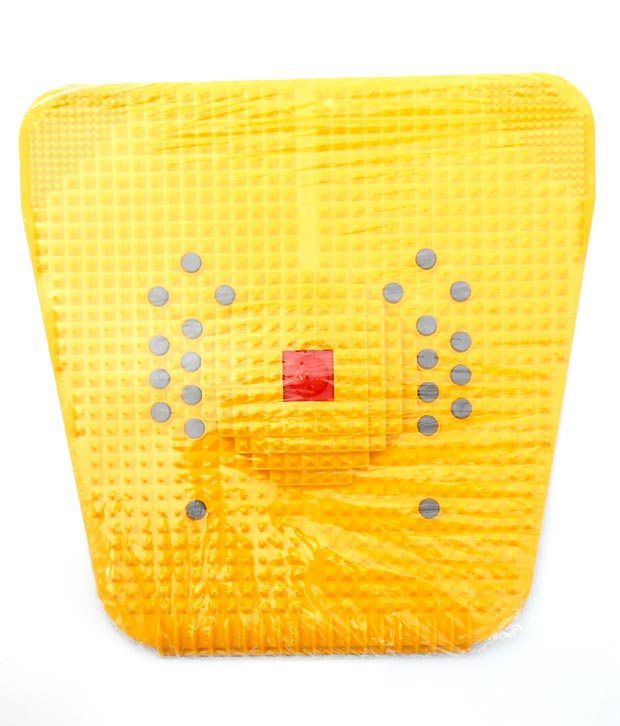 Noorstore Acupressure Foot Mat With Magnet Pyramid For