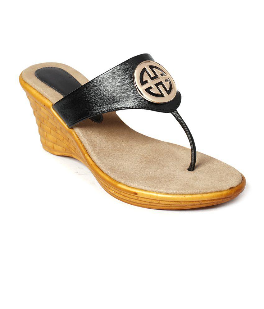 Wellworth Wedge Heel Causal Sandal