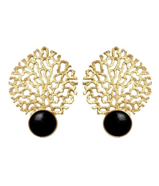 Vendee Fashion Beautiful Tribal-themed Earrings 8196
