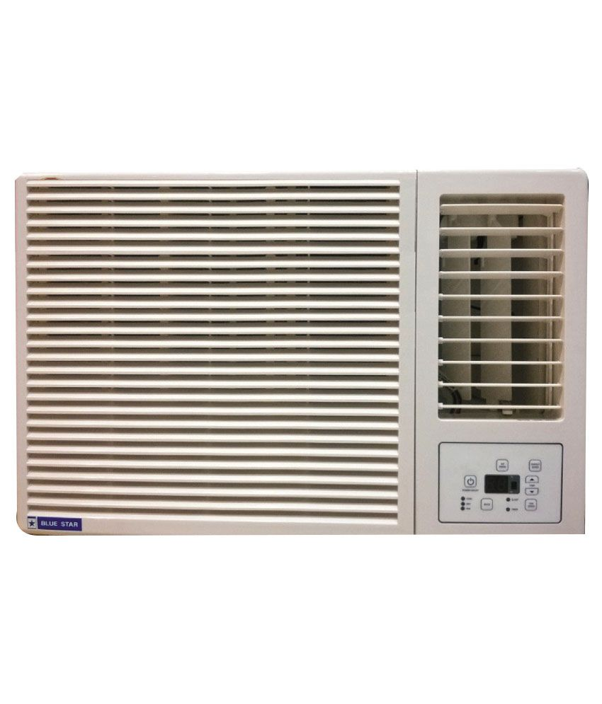 Blue star 1 ton 3 star 3wae121yd 3wae121ydf window air for 1 ton window ac