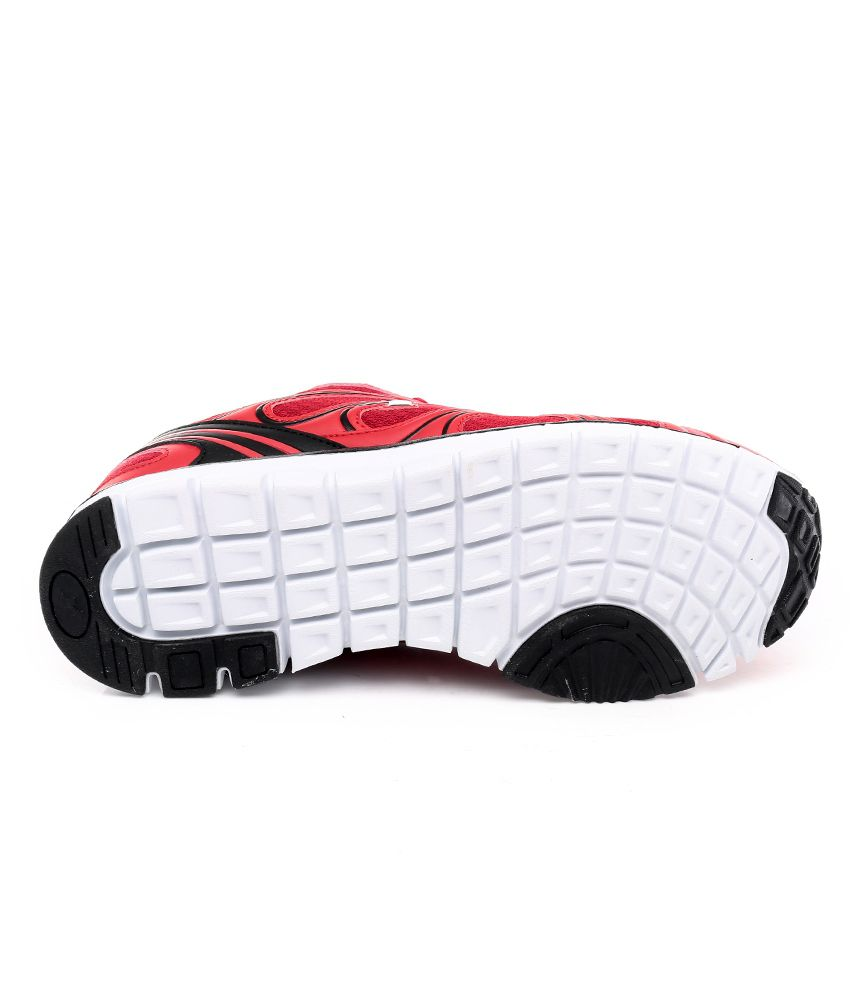 aac38c69000830 ... Sparx Red Sport Shoes ...