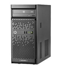 HP Proliant Ml10 G8 Tower Desktop (Intel Pentium-4 GB RAM-1 TB HDD--DOS)  3 Years Onsite Warranty