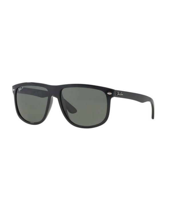 4c173b5a67 Ray-Ban Green Polarized Square Sunglasses (RB4147 601 58 60-15) - Buy Ray- Ban Green Polarized Square Sunglasses (RB4147 601 58 60-15) Online at Low  Price - ...